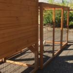 Kier bij koppelen konijnenhok en ren Functional