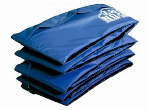 Trampoline rand 396cm blauw | Game on sport