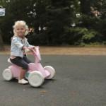 BERG GO² skelter Roze 10 - 30 maanden