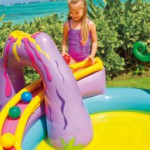 Intex opblaaszwembad Dinoland Play Center