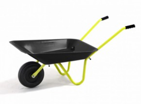 Kinder kruiwagen Zwart Hörby Bruk 75x38x28 cm