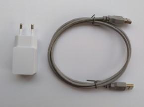 Adapter en USB kabel voor Chickenguard