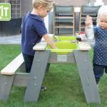 exit aksent zand- en water picknickset