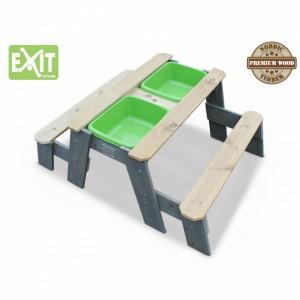 Exit Aksent Picknicktafel 2 bankjes