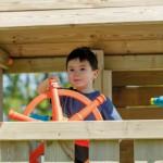 Luxe houten speelhuis | Blue Rabbit | Palazzo