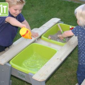 speeltafel zand en water