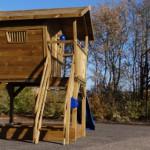Speelhuis Birdy Premium met kindveilige trap