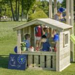 Houten speelhuis | Blue Rabbit Lookout