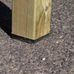 Kippenhok Professional Dubbel | Kunststof voetje onder poten