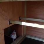 Kippenhok Professional Dubbel | lange zitstokken op hoogte