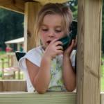 Telefoon groen