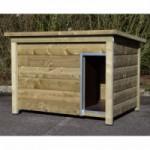 Hondenhok Select 3 | geïsoleerd | 144x104x99