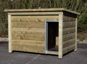 Hondenhok Select 3 | geïsoleerd | 144x104x99cm
