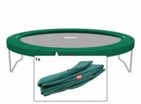 Trampolinerand BERG Champion Groen | voor ronde trampoline | 270 - 430 cm