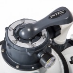 ntex zandfilterpomp krystal clear 4m3 p/h