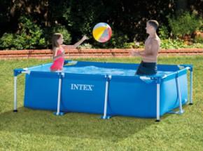 Zwembad Intex Rectangular Frame 220x150x60 cm