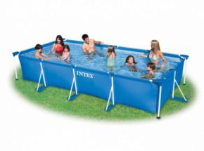 Zwembad Intex Rectangular Frame 450x220x84 cm