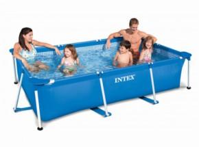 Zwembad Intex Rectangular Frame 300x200x75 cm