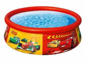 Zwembad Intex Cars Easy Set 183x51 cm