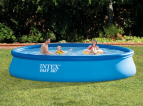 Zwembad Intex Easy Set met filterpomp 457x84 cm