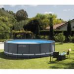 Zwembad Intex Ultra XTR Frame met zandfilterpomp en toebehoren Ø488x122 cm