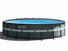 Zwembad Intex Ultra XTR Frame met zandfilterpomp en toebehoren Ø549x132cm