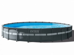 Zwembad Intex Ultra XTR Frame met zandfilterpomp en toebehoren Ø732x132cm