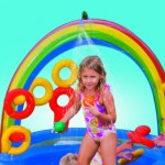 Zwembad Rainbow Ring Play Center