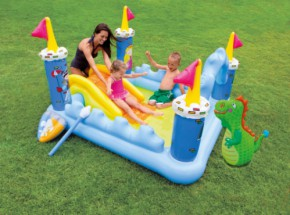 Zwembad Fantasy Castle Play Center