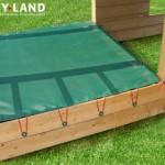 Zandbakcover speeltoren