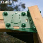 Hoekverbindingsstuk schommel Hy Land (professioneel gebruik)
