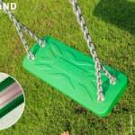 Hy-land speeltoren met schommelaanbouw P6S