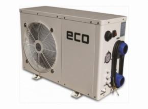 Zwembadverwarming - Warmtepomp Eco+ 12 - Zwembad tot 60.000 ltr.