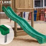 glijbaan Hy slide