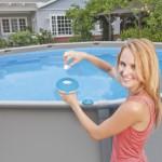 Chloordrijver klein voor zwembad