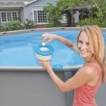 Chloordrijver groot voor zwembad