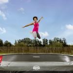 Trampoline BERG Ingraaf Grand Elite - ovaal