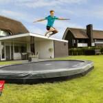Trampoline BERG Ingraaf Elite - ovaal