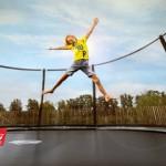 BERG Grand Elite trampoline