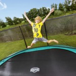 BERG Grand Champion 520 trampoline