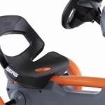 Skelter BERG Reppy Racer - verstelbare stoel
