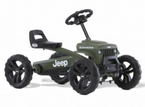 BERG Buzzy Jeep Sahara mini-skelter 2 - 5 jaar