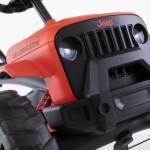 Skelter BERG Buzzy Jeep Rubicon | stoere motorkap