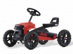 BERG Buzzy Jeep Rubicon mini-skelter 2 - 5 jaar