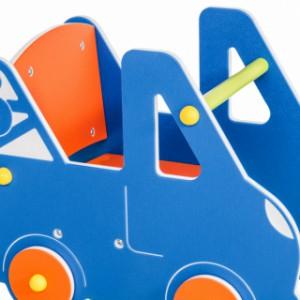 Veerwip - Wipkip Takelwagen | Rugleuning is optioneel