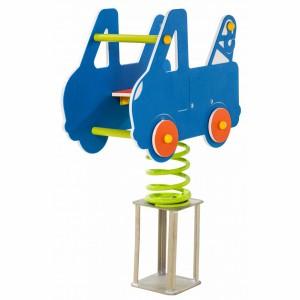 Veerwip Takelwagen met betonanker