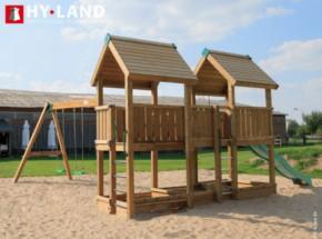 Hy-Land speeltoestel P4s met aanbouwschommel