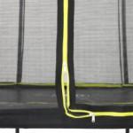 Trampolinerand zwart | InGround trampoline EXIT Silhouette