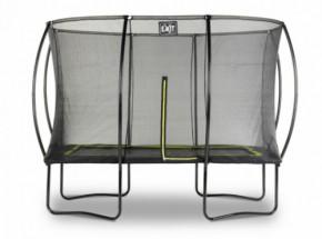 Trampoline EXIT Silhouette met veiligheidsnet 244x366cm (8x12ft)