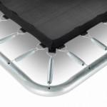 Trampoline veren EXIT Silhouette rectangular